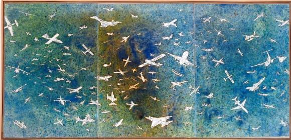 A. Boetti, Cieli ad alta quota