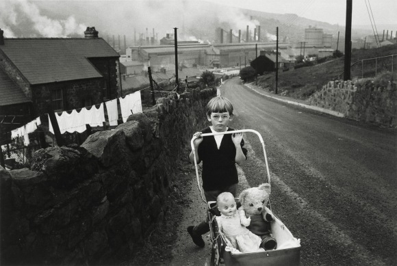 """WALES. 1965. """"Welsh Miners"""" series"""